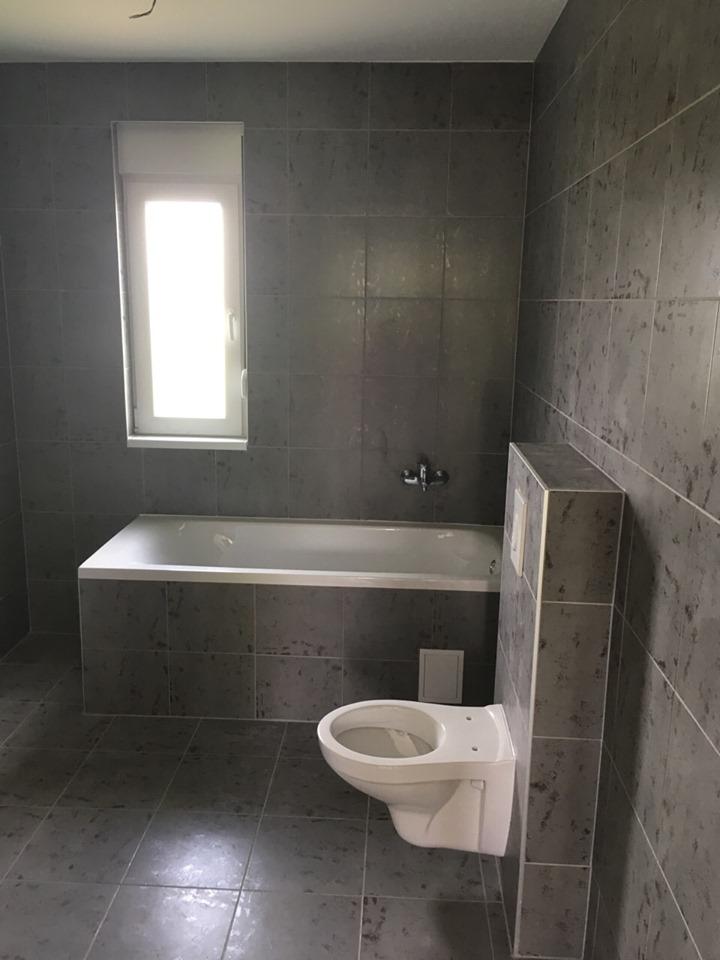 Kupatilo u montaznoj kuci