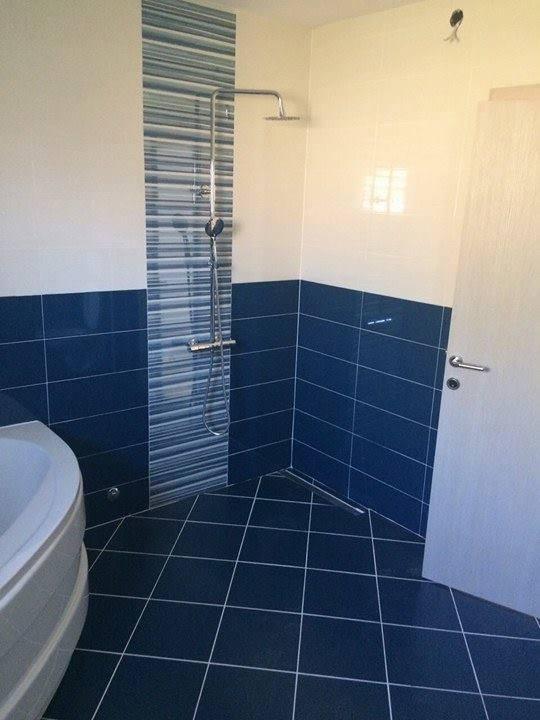 Kupatilo u montaznoj kuci 9