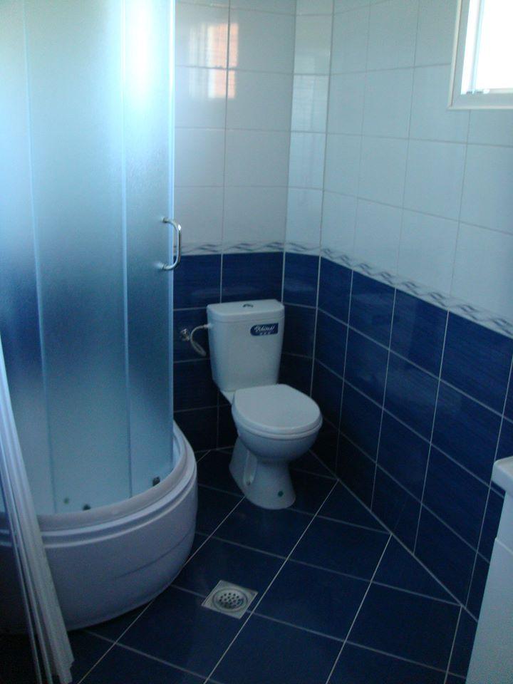 Kupatilo u montaznoj kuci 10