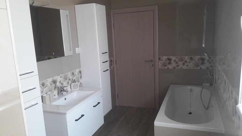 Kupatilo u montaznoj kuci 2