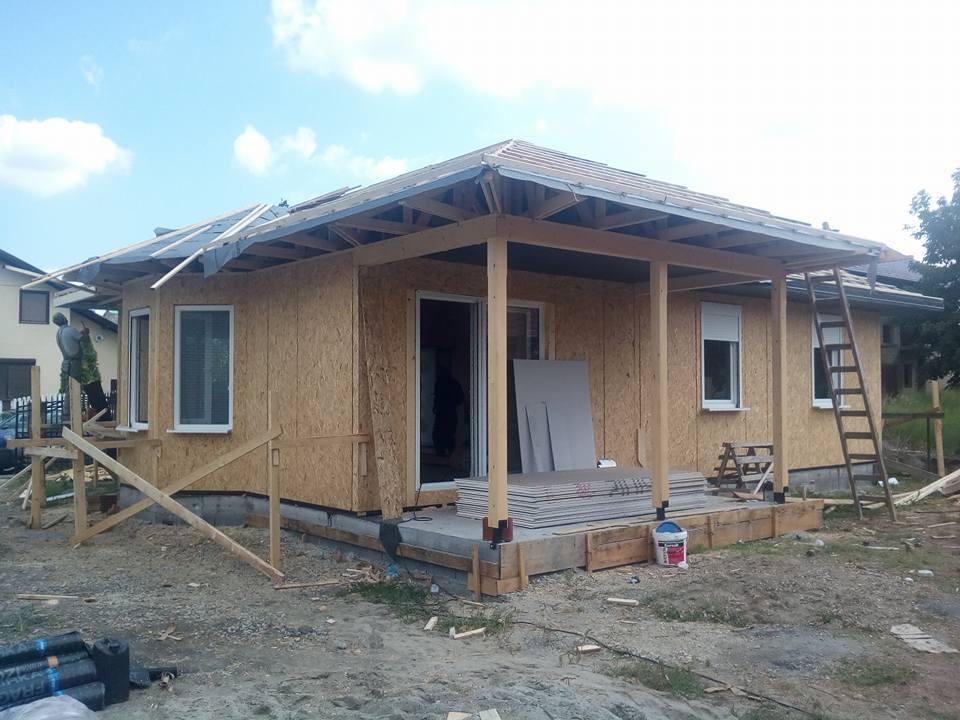 Montažne kuće u izgradnji 34